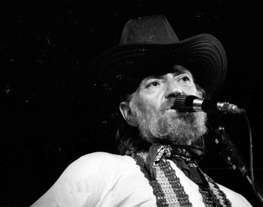 Live Willie: Nelson onstage in February1979. Photo: Michael Ochs Archives, Getty Images / Michael Ochs Archives