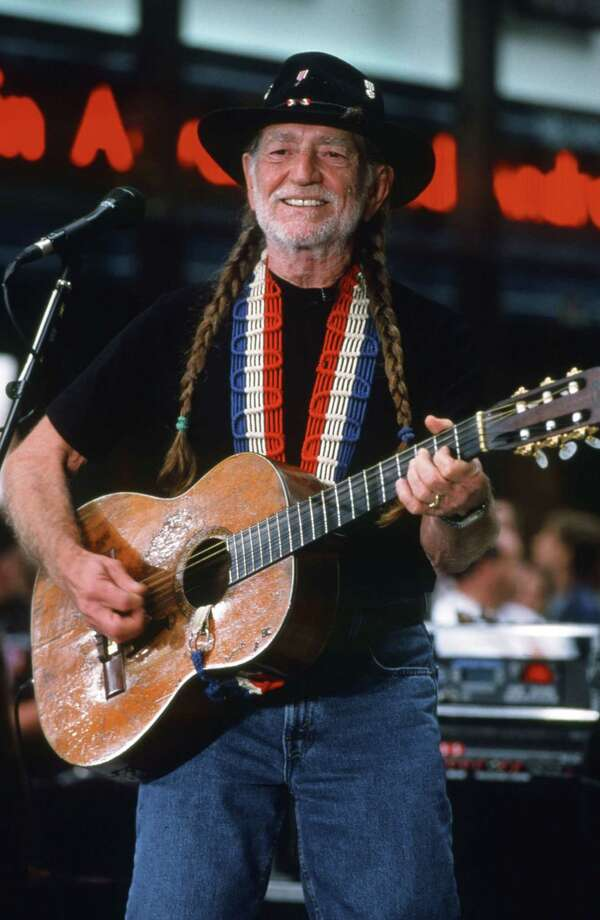 Willie performing in Rockefeller Center in 1999. Photo: NBC NewsWire, Getty Images / © NBCUniversal, Inc.