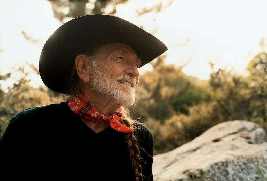 Fresh air Willie: Nelson enjoys the great outdoors in this 2008 publicity shot. Photo: Getty Images