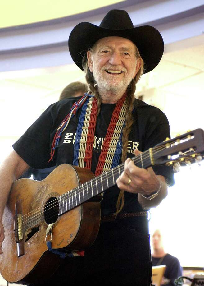 "Bookish Willie: Nelson plays a show and signing for his 2003 book ""The Facts of Life and Other Dirty Jokes"" at Borders in Westwood, Calif. Photo: SGranitz, Getty Images / WireImage"