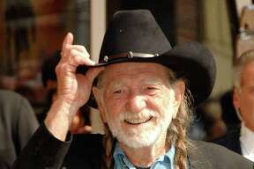 "NEW YORK - AUGUST 30:  Recording artist Willie Nelson attends the ""Late Show With David Letterman"" taping at the Ed Sullivan Theater August 30, 2007 in New York City."