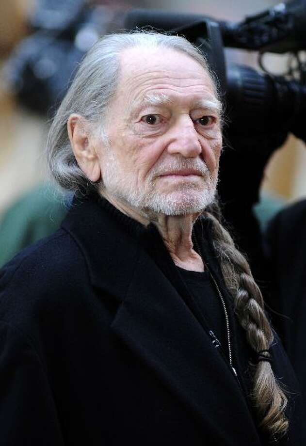 "Holiday Willie: Nelson appears on the ""Today"" show Thanksgiving 2012. Photo: Getty Images"