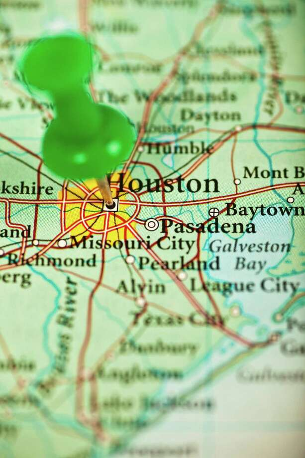 The Houston area's strong relocation market is a boost to building activity. / iStockphoto