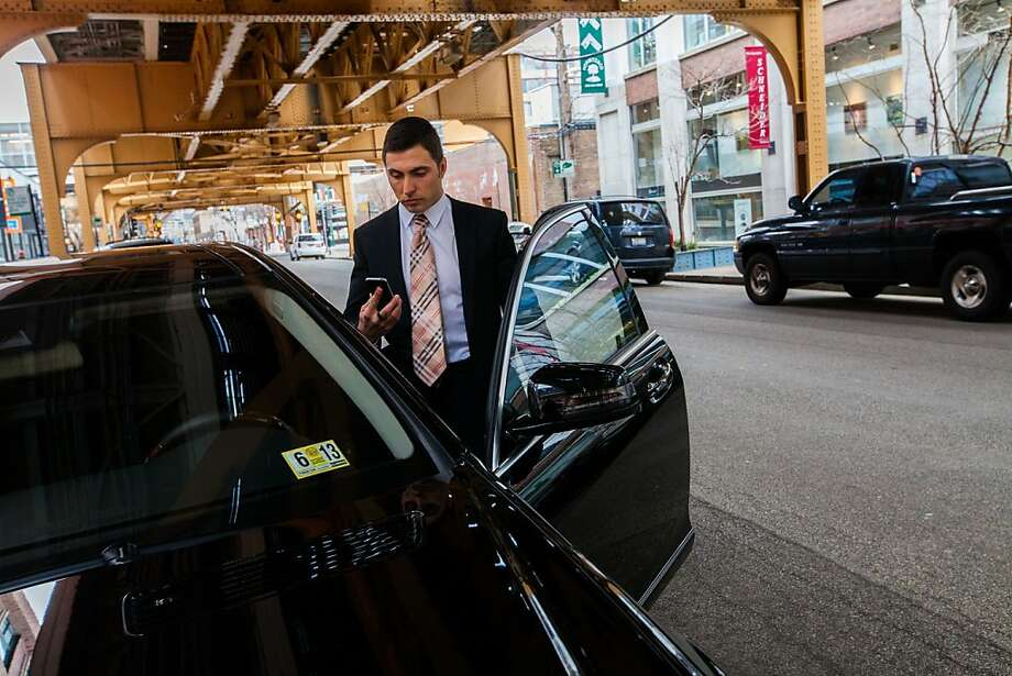 Uber is constantly surge pricing and you can't get a Sidecar or Lyft. Photo: Zbigniew Bzdak, McClatchy-Tribune News Service