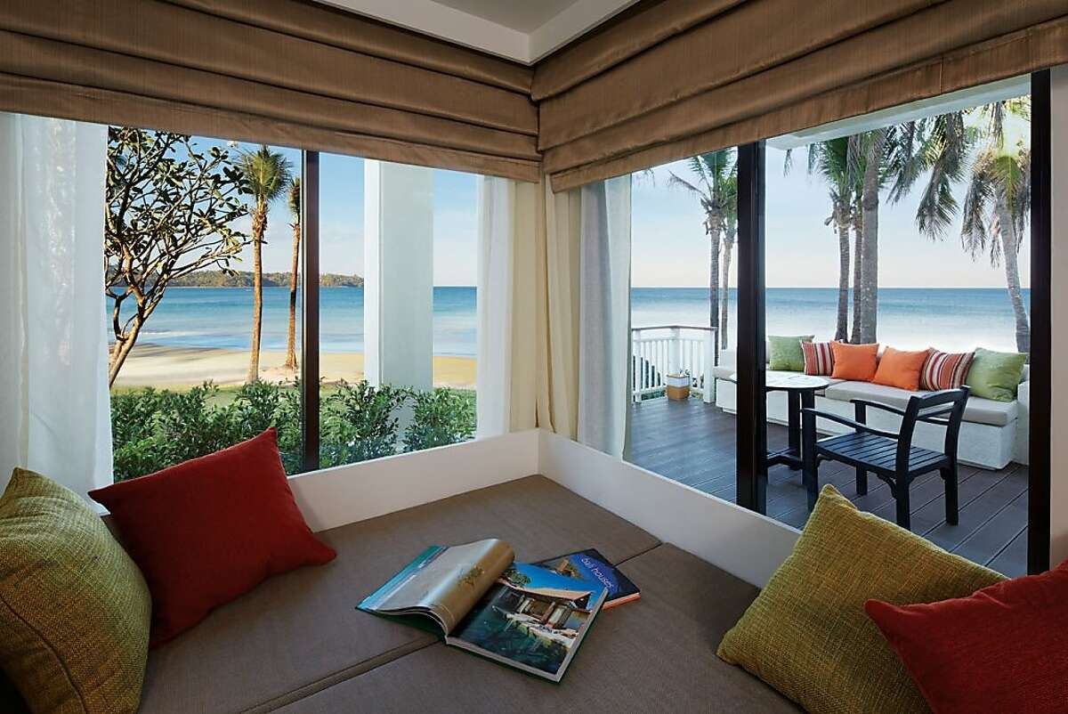 The new Outrigger Laguna Phuket Beach Resort on Thailand's Bangtao beach is the Hawaii-based hotel group's third property in Thailand and fourth in Asia.