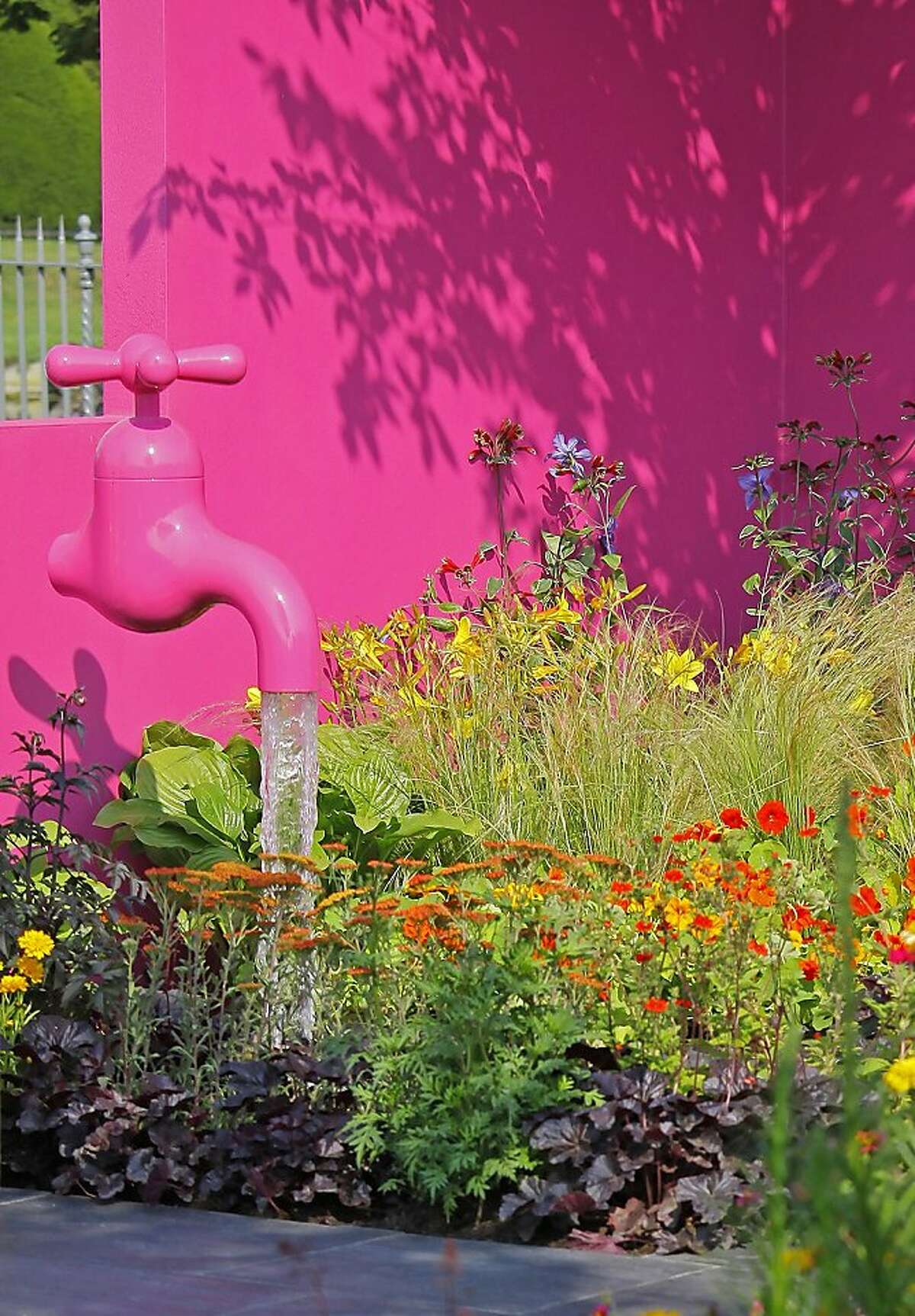 The Royal Horticultural Society's annual Chelsea Flower Show, which features the efforts of professional and amateur growers, turns 100 this May.