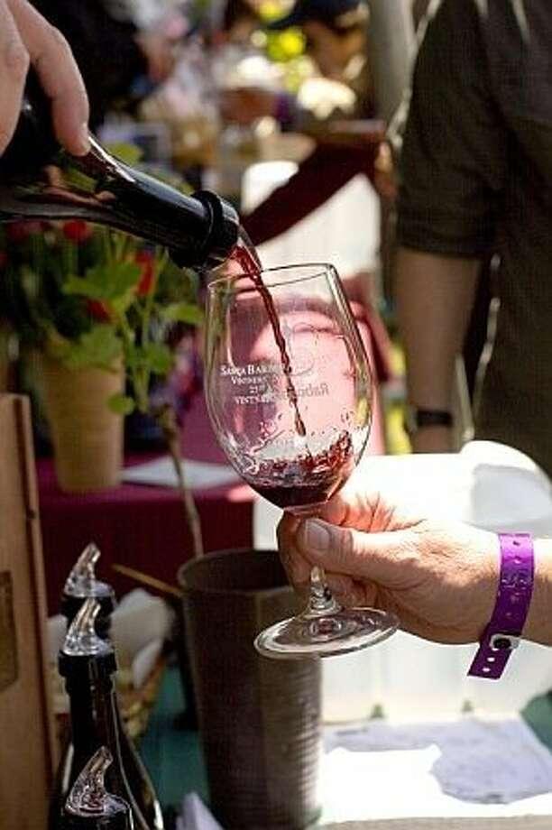 Vintners' Festival Photo: Bob Dickey