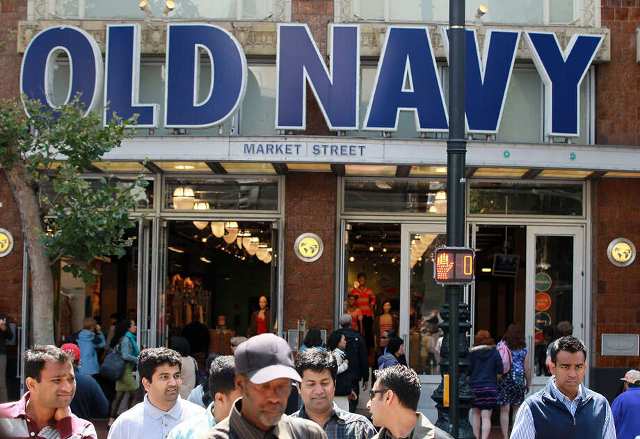 Sign up for Old Navy E-Club and you get a free birthday coupon. Photo: Justin Sullivan, Getty Images / 2011 Getty Images