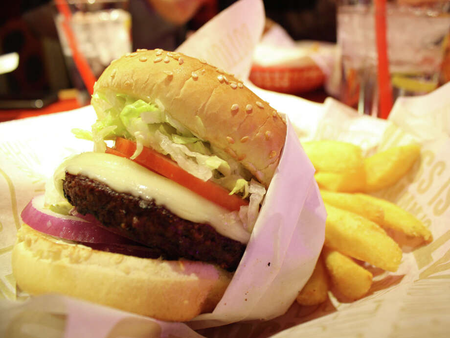 Red Robin has been giving free birthday burgers for years, but recently changed to the Red Royalty rewards card. Register on their website and you get a free burger credit during your birthday month. Little known facts: Red Robin started as a Seattle tavern called Sam's. He renamed it Sam's Red Robin after a song his barbershop quartet sang and that place, which was expanded in 1969 and '70 and became popular with University of Washington students. That Red Robin building at the end of the University Bridge, built in 1916, remained in use until it closed in 2010. It remains vacant today. (Mike Gonzalez/Wikimedia Commons)