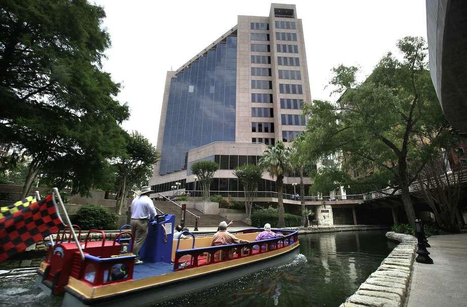Downtown Office Market Struggling San Antonio Express News