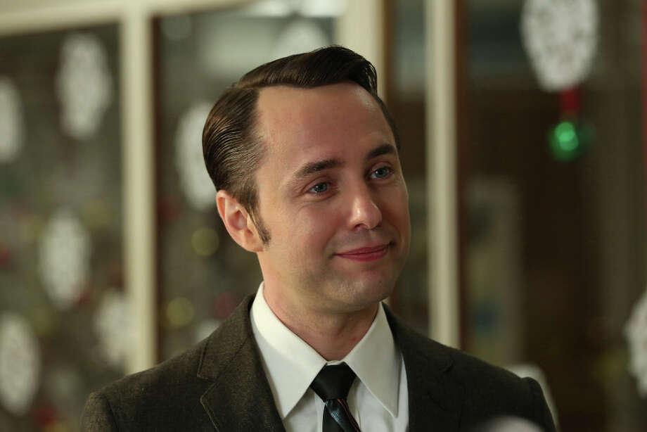 Pete Campbell (Vincent Kartheiser) - Mad Men - Season 6, Episode 2 - Photo Credit: Michael Yarish/AMC Photo: Michael Yarish/AMC