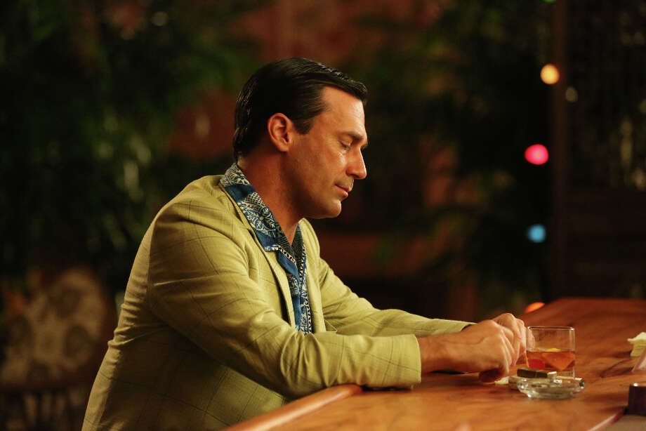 Don Draper (Jon Hamm) - Mad Men - Season 6, Episode 1 - Photo Credit: Michael Yarish/AMC Photo: Michael Yarish/AMC / AMC Copyright 2012