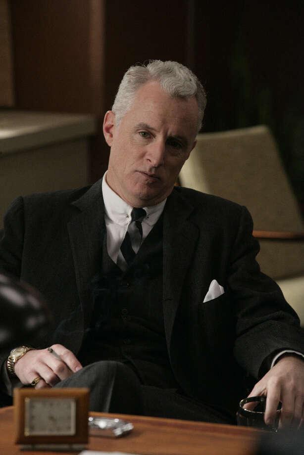Roger Sterling (John Slattery)