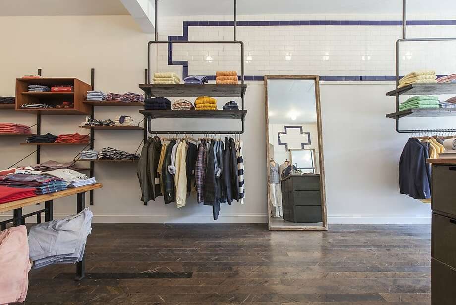 Gant Rugger has brought its preppy chic to Hayes Valley. Photo: Gant