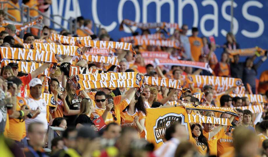 BBVA Compass Stadium and its fans have been quite kind to the Dynamo. Photo: James Nielsen, Staff / © 2013 Houston Chronicle