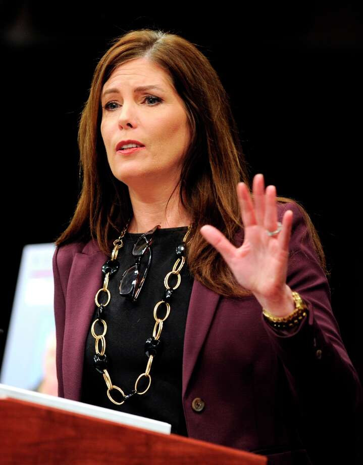 Pennsylvania Attorney General Kathleen Kane. Photo: Bradley C Bower, Associated Press / FR37962 AP