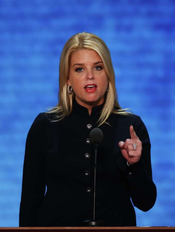 Florida Attorney General Pam Bondi. Photo: Mark Wilson, Getty Images / 2012 Getty Images