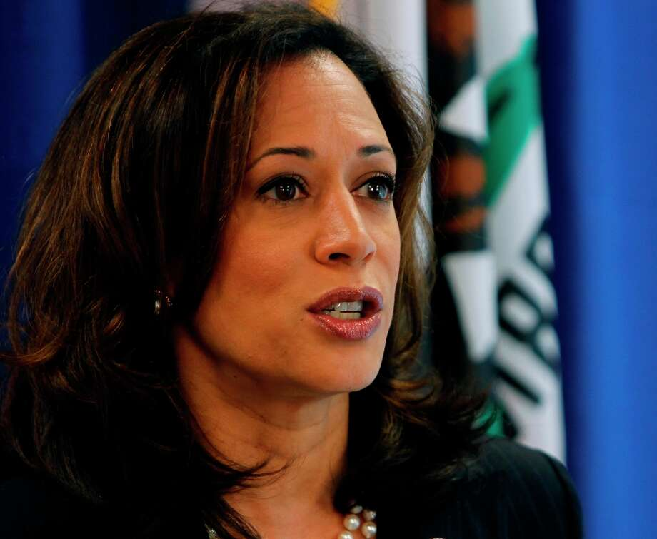 California Attorney General Kamala Harris. Photo: Paul Chinn, The Chronicle / ONLINE_YES
