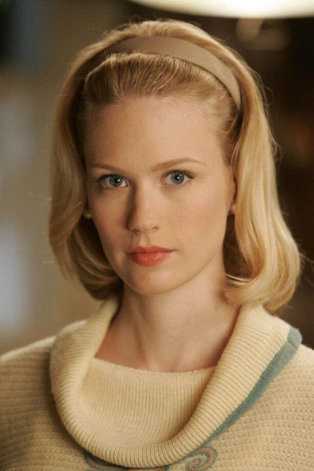Betty Draper (January Jones).