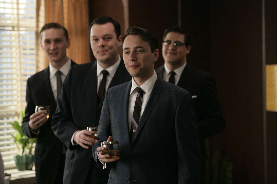 The advertising men of Sterling Cooper.