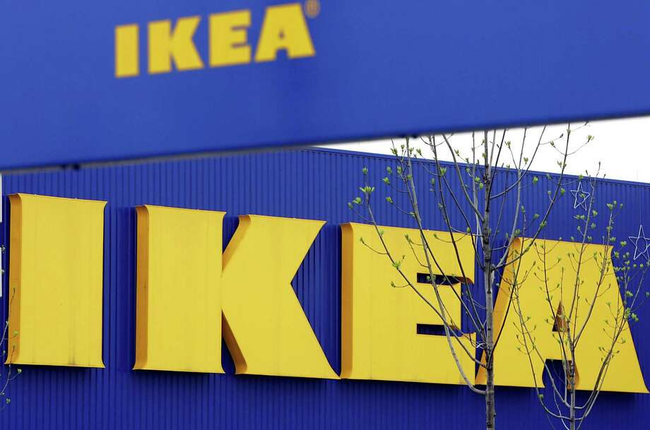 Ikea was briefly evacuated Sunday after a bomb threat was received. Photo: Frank Augstein, STF / AP
