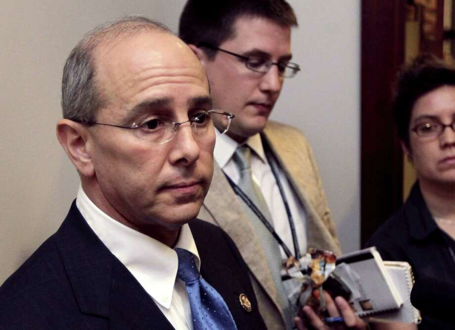 Rep. Charles Boustany, R-La., speaks on Capitol Hill in Washington in this 2011 file photo Photo: J. Scott Applewhite, STF / AP