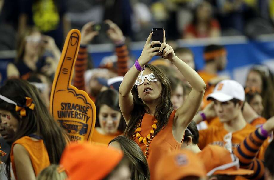 1. Syracuse University Photo: David J. Phillip, Associated Press