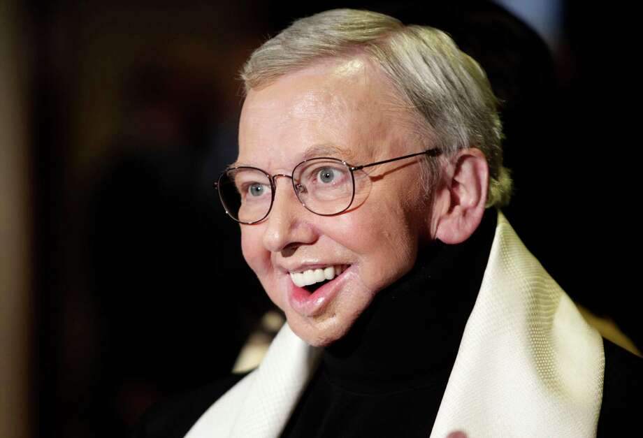 This Jan. 2009 file photo shows film critic and author Roger Ebert, recipient of the Honorary Life Member Award, at the Directors Guild of America Awards  in Los Angeles. The Chicago Sun-Times is reporting that its film critic Roger Ebert died on Thursday, April 4, 2013. He was 70. Photo: AP