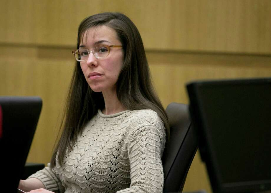 Arias, 32, was found guilty of first-degree murder in the death of Travis Alexander, a motivational speaker and salesman, at his suburban Phoenix home. Authorities said she planned the attack in a jealous rage after being rejected by the victim while he pursued other women.