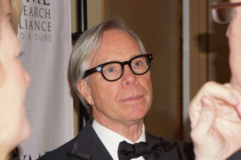 Tommy Hilfiger at the Time For Lyme Gala in Greenwich Saturday night? 4/6/2013 Photo: Todd Tracy/ Hearst Connecticut Media Group