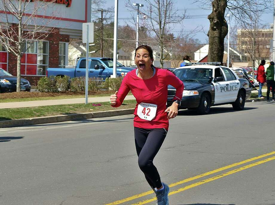 Were you SEEN at the Stratton Faxon Greater Danbury Road Race April 7th? Photo: Nuria Ryan