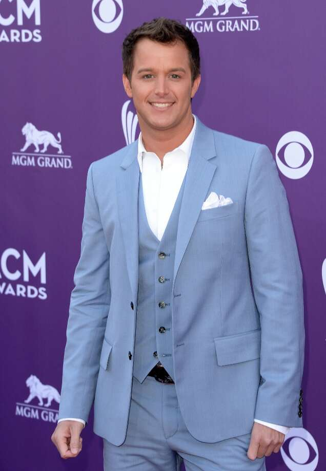 LAS VEGAS, NV - APRIL 07:  Singer Easton Corbin arrives at the 48th Annual Academy of Country Music Awards at the MGM Grand Garden Arena on April 7, 2013 in Las Vegas, Nevada. Photo: Jason Merritt, Getty Images / 2013 Getty Images