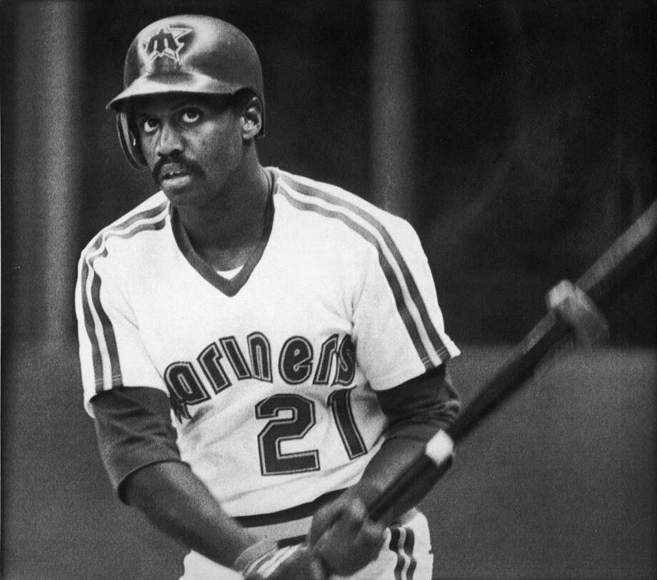April 8, 1986 -- Mariners 8, California Angels 4 (10 innings) 42,121 attendance, also the season opener.M's third baseman Jim Presley homered in the bottom of the ninth to send the game to extra innings, then hit a walk-off grand slam to win the game in heroic fashion.Photo: M's Alvin Davis is seen on May 19, 1986. Photo: Seattle P-I Archives