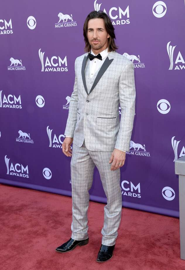 LAS VEGAS, NV - APRIL 07:  Singer Jake Owen attends the 48th Annual Academy of Country Music Awards at the MGM Grand Garden Arena on April 7, 2013 in Las Vegas, Nevada. Photo: Jason Merritt, Getty Images / 2013 Getty Images