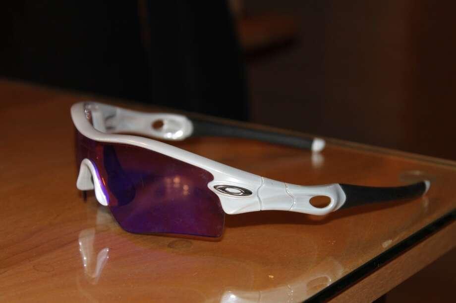 My pair of Oakleys.
