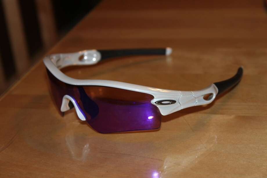Another view of the Oakleys.