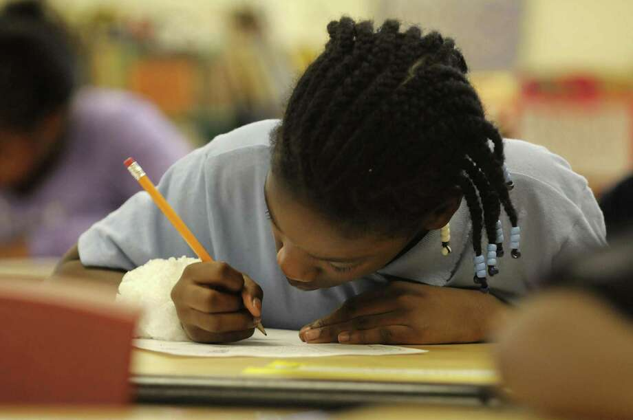 The state's testing requirements are being criticized by school districts and unions.  (Paul Buckowski / Times Union) Photo: Paul Buckowski / 00014514A