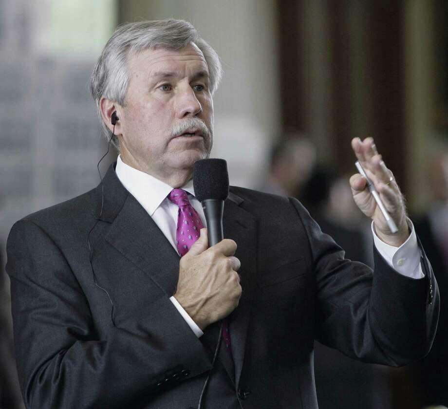 Sen. Troy Fraser, R-Horseshoe Bay, wants full-time commissioners at the Texas Water Development Board, which could be in charge of $2 billion that the state might pour into infrastructure. Photo: Associated Press File Photo