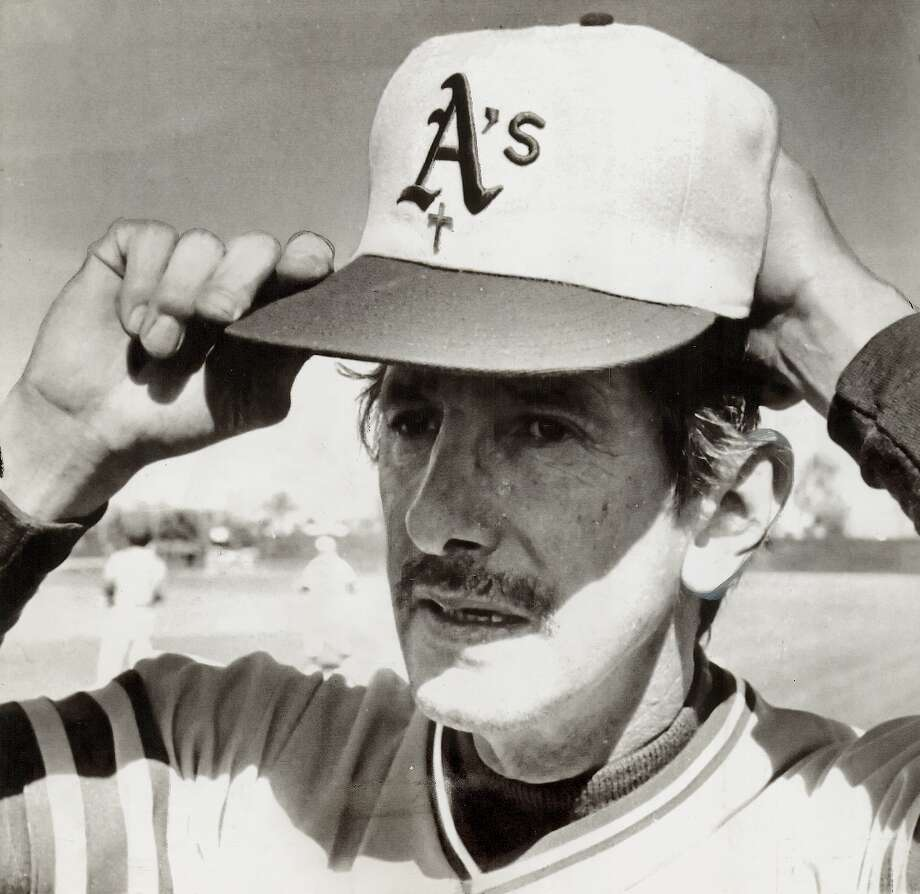 1. Billy Martin, Yankees. It seems the A's also should have honored the Berkeley native and the guy who created Billy Ball while managing the A's. Photo: UPI, The Chronicle File 1980 / SFC