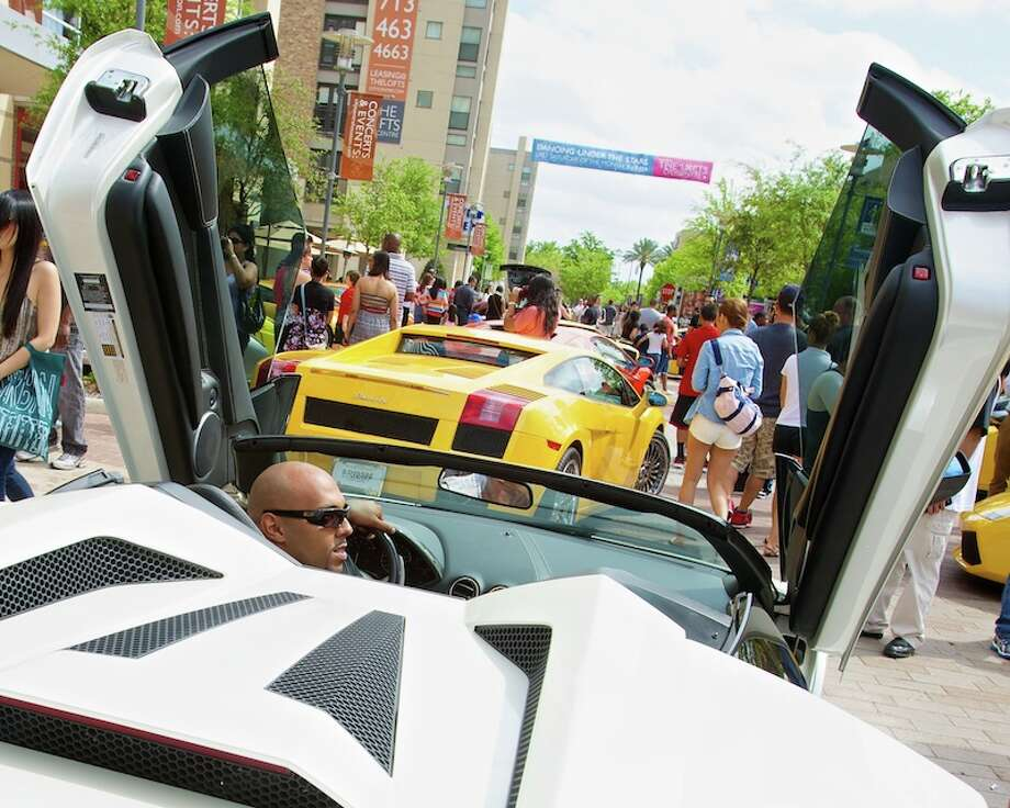 Lamborghini Festival 2013 Photo: Jay Dryden/For The Chronicle
