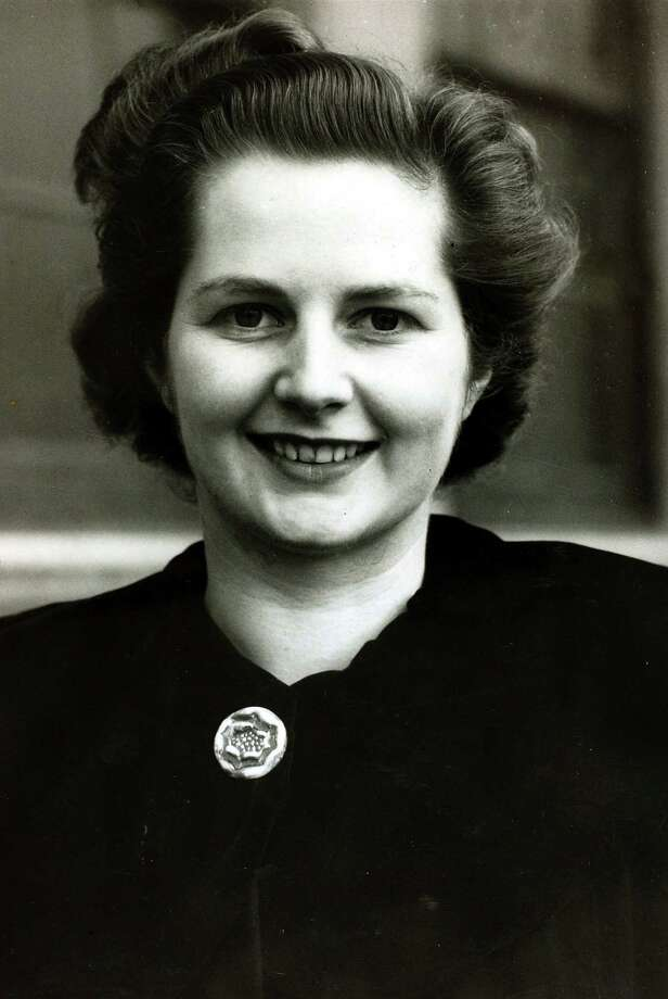 Margaret Thatcher, the Conservative Party's youngest candidate for the General Election, Margaret Thatcher,  circa 1905, English Conservative Politician, who in 1979 became the first woman to be Prime Minister of Great Britain. Photo: Popperfoto, File / Popperfoto