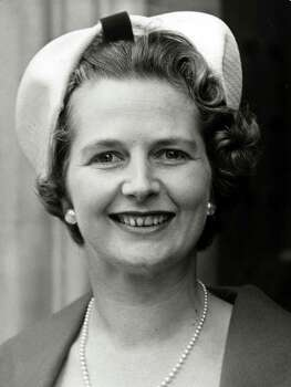 Politics, Personalities, pic: November 1959, Conservative M,P, for Finchley Margaret Thatcher, portrait, Margaret Thatcher, (born 1925) English Conservative politician, who in 1979 became the first woman to be Prime Minister of Great Britain  (Photo by Popperfoto/Getty Images) Photo: Popperfoto, File / Popperfoto