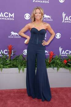 LAS VEGAS, NV - APRIL 07:  Musician Sheryl Crow attends the 48th Annual Academy of Country Music Awards at the MGM Grand Garden Arena on April 7, 2013 in Las Vegas, Nevada. Photo: Jason Merritt, Getty Images / 2013 Getty Images