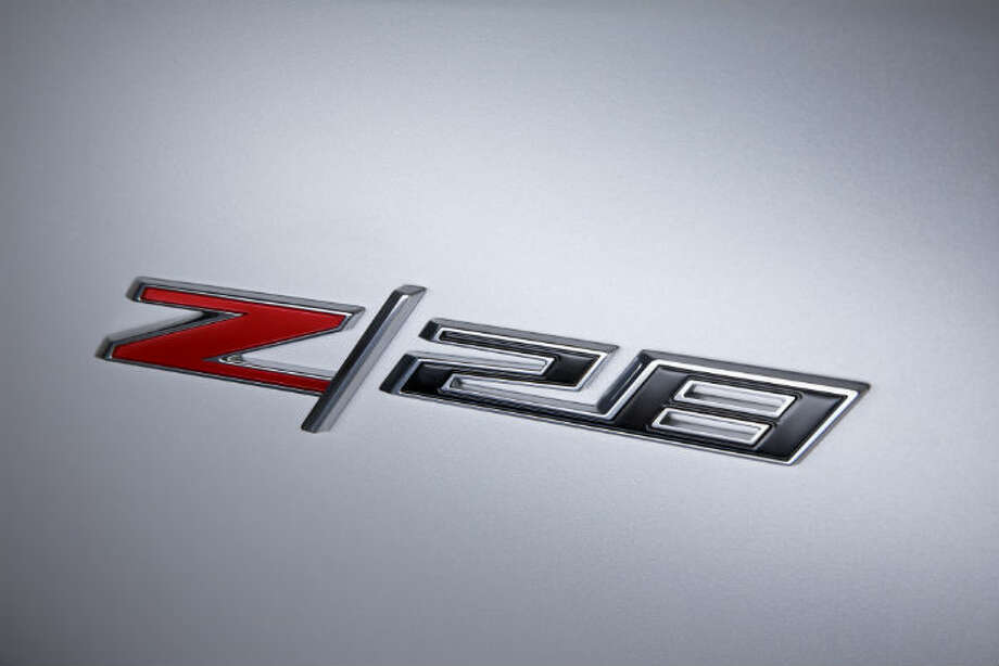 1. The Z/28 badge almost went on an entirely different car. When it became clear, back in the fall of 2010, that Chevy was working on a slayer version of the Camaro—one that would supposedly cure the car of its obesity, its ponderous feel, its tendency toward understeer—the assumption was that the final product would take the Z/28 badge. It wasn't just our assumption, either. Apparently, show and photo prototypes had been built with the Z/28 badge. But purist GM execs intervened. However awesome the car was, they said, something with a supercharged 6.2-liter V-8 didn't meet the original spirit of the high-revving, stripped-out, Trans Am–ready Z/28. Badges were pulled and replaced with ones reading . . . ZL1. Photo: Chevrolet