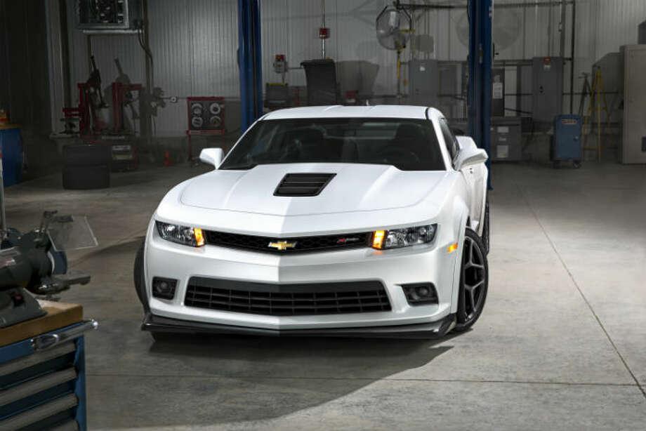 5. 2014 Chevrolet CamaroMSRP: Starting at $23,555Source: KBB Photo: Chevrolet