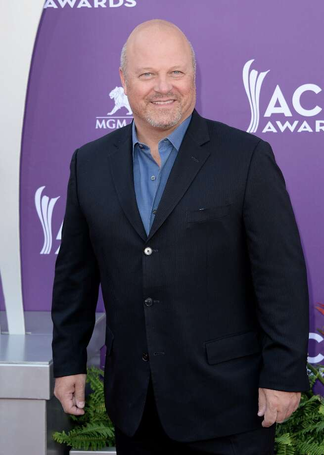 LAS VEGAS, NV - APRIL 07:  Actor Michael Chiklis arrives at the 48th Annual Academy of Country Music Awards at the MGM Grand Garden Arena on April 7, 2013 in Las Vegas, Nevada. Photo: Jason Merritt, Getty Images / 2013 Getty Images
