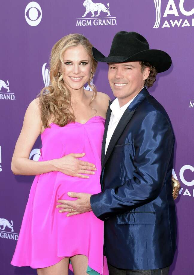 LAS VEGAS, NV - APRIL 07:  Jessica Craig (L) and Clay Walker attend the 48th Annual Academy of Country Music Awards at the MGM Grand Garden Arena on April 7, 2013 in Las Vegas, Nevada. Photo: Jason Merritt, Getty Images / 2013 Getty Images