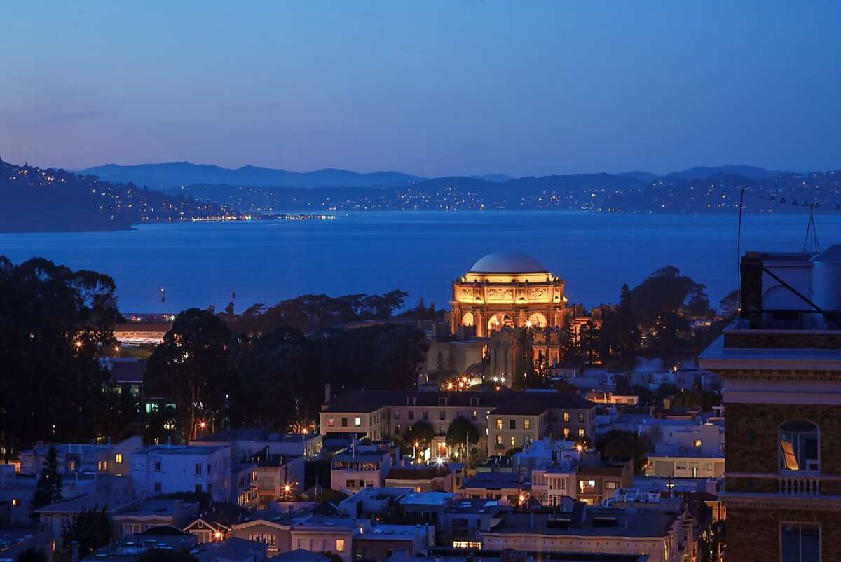 The Pacific Heights home is available for $16.5 million.