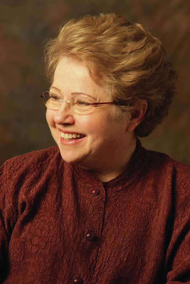 Marianne LaFrance, author of âÄúWhy Smile?: The Science Behind Facial Expressions.âÄù Photo: Contributed Photo / Kvon Photography; Connecticut Post Contributed