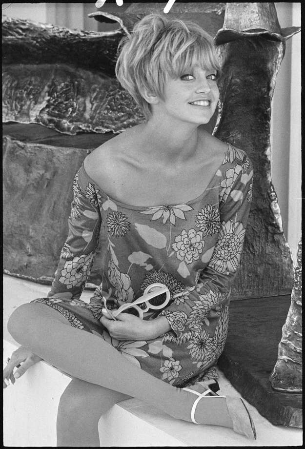 Portrait of American model and actress Goldie Hawn, July 18, 1967. Photo: CBS Photo Archive, Getty Images / 2004 CBS WORLDWIDE INC.